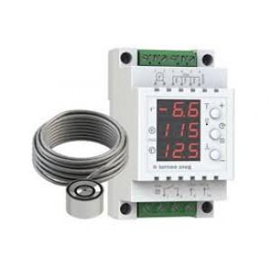 Терморегулятор terneo sneg (метеостанция)