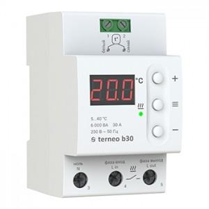 Терморегулятор terneo b 32А