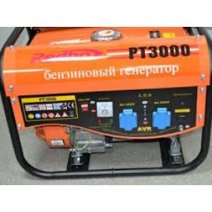 Бензиновый генератор Redbo PT-3000