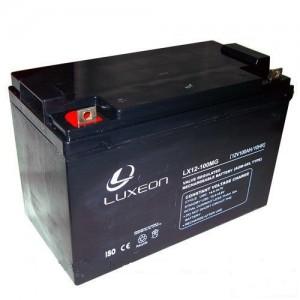 Аккумуляторная батарея Luxeon 12V/100Ah