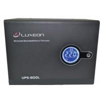 Источник бесперебойного питания LUXEON UPS-800L